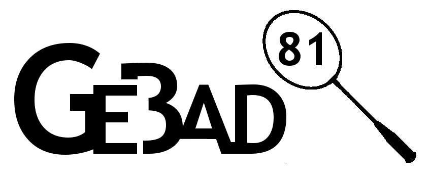 GE BADMINTON 81 (GEBAD 81)